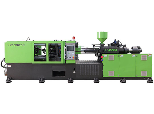 20L Chemical barrel injection molding machine